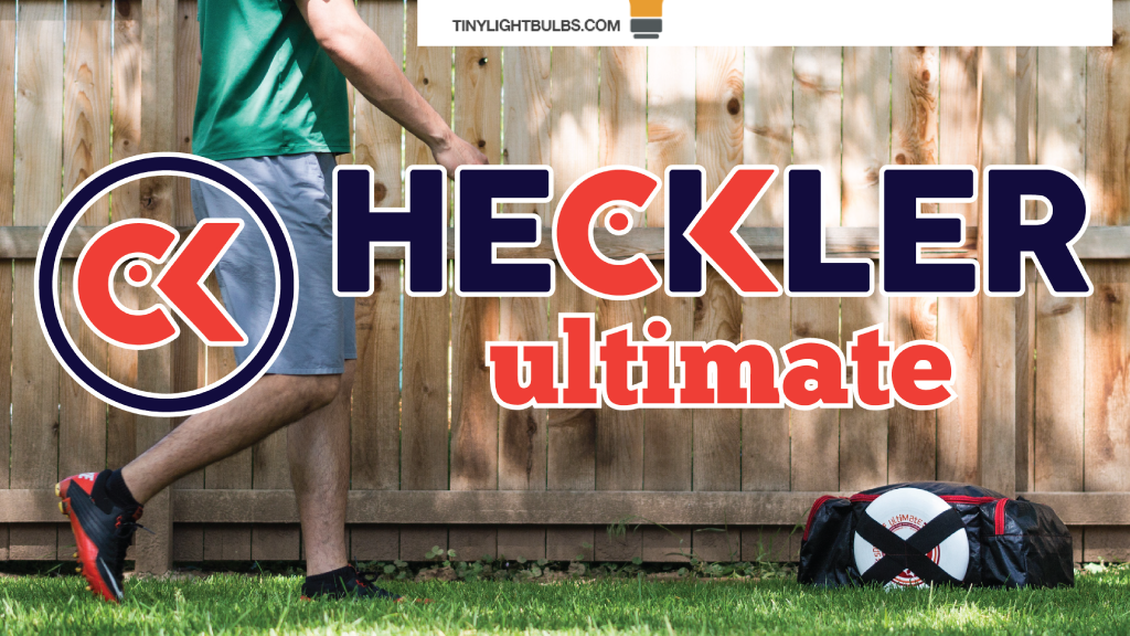 Heckler Ultimate Duffel - Bags for Ultimate Frisbee Players project video thumbnail