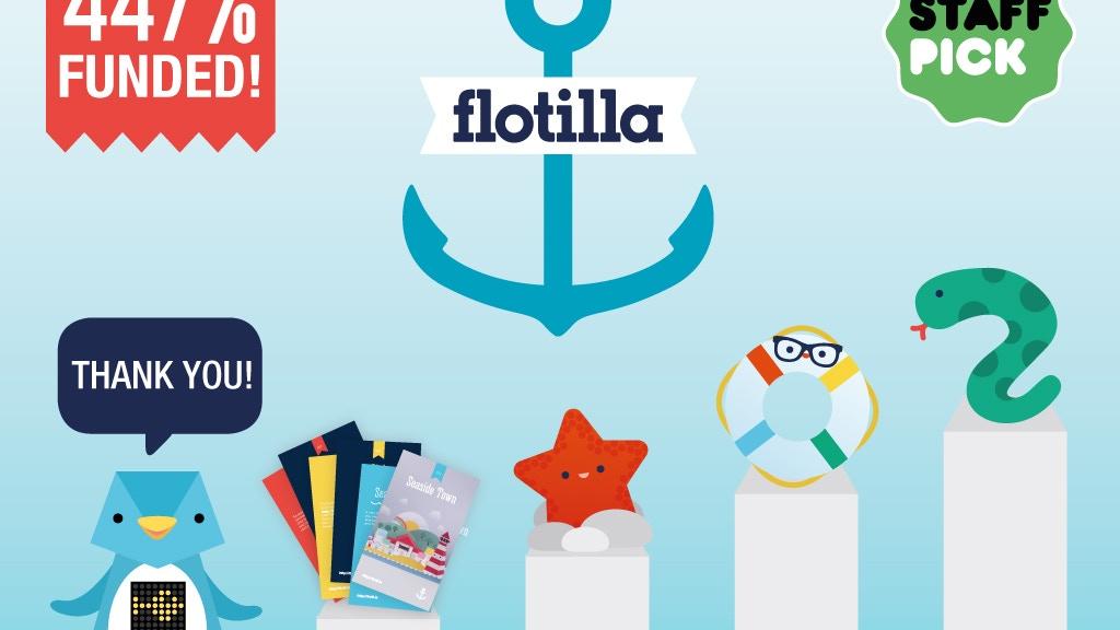 Flotilla for Raspberry Pi - Friendly Electronics project video thumbnail
