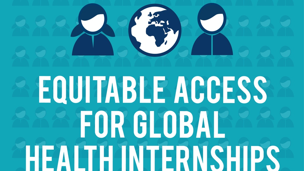 Equitable Access for Global Health Internships:A Documentary project video thumbnail