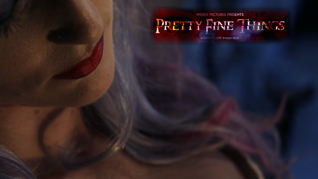 PRETTY FINE THINGS project video thumbnail