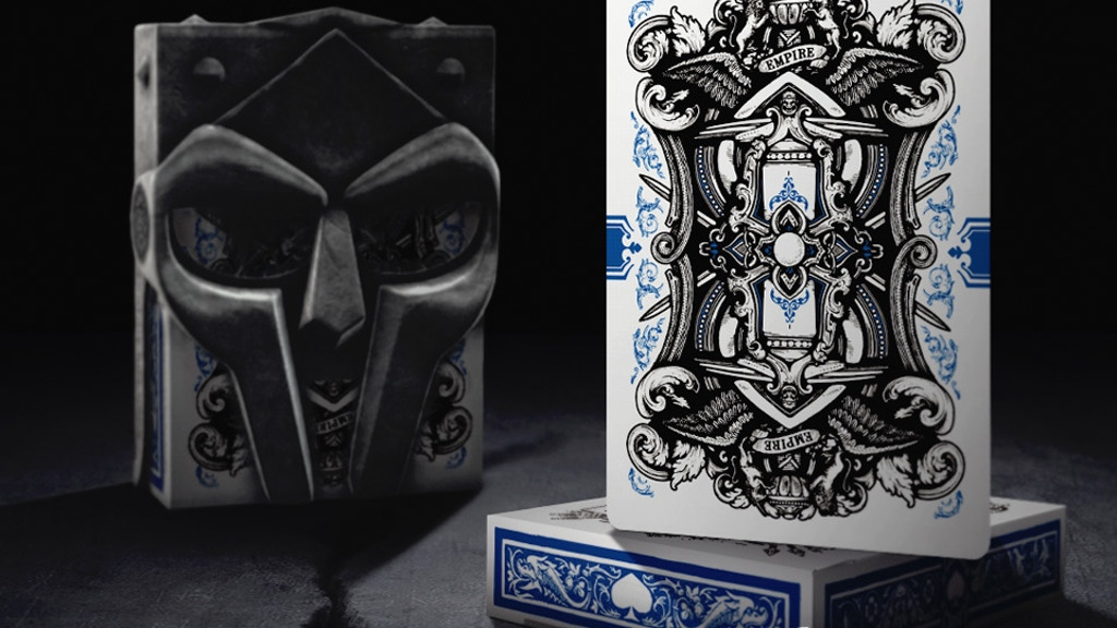 EMPIRE 'Bloodlines' Playing Cards & Warrior Card Armour project video thumbnail