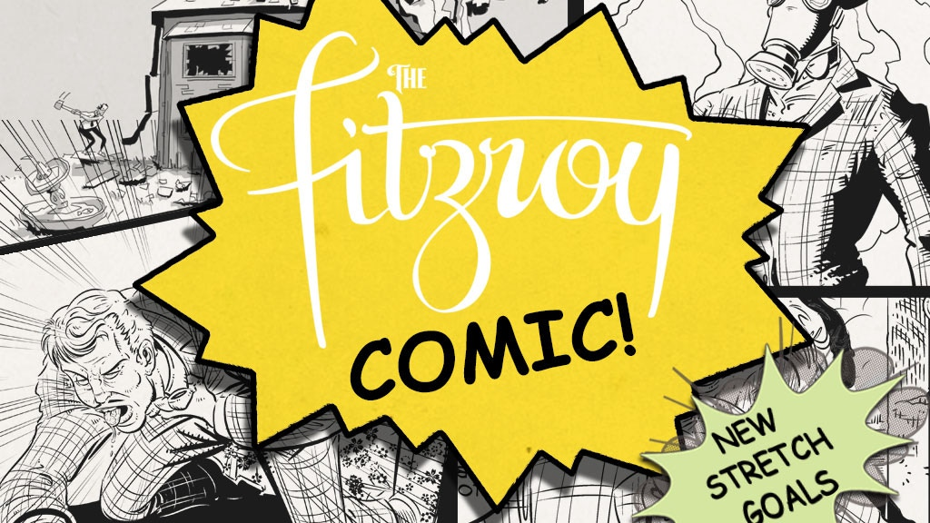 The Fitzroy Comic project video thumbnail