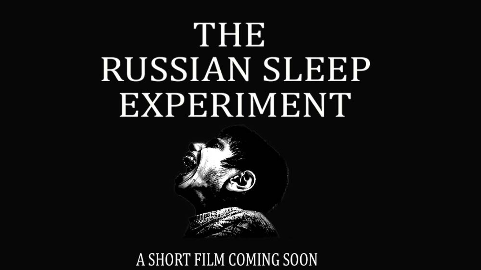 the russian sleep experiment by timothy smith kickstarter
