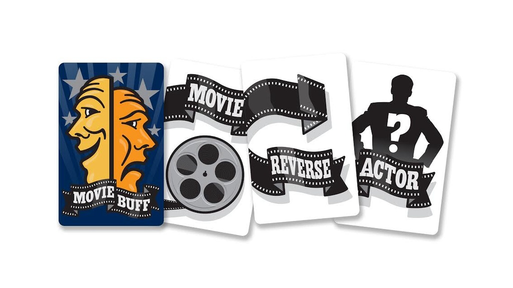 Movie Buff- Finally, a place for all that useless knowledge! project video thumbnail