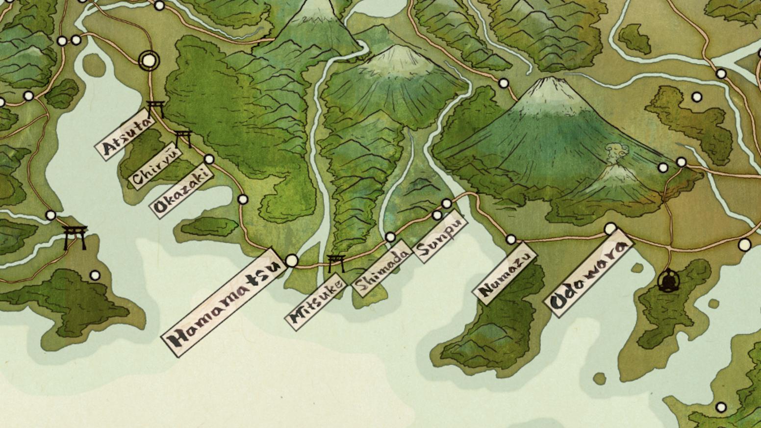 A Land Of Narrow Paths By Nicholas Cladis Kickstarter