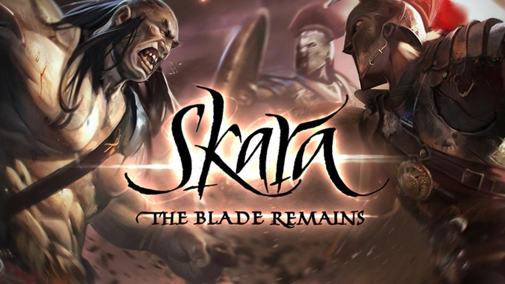SKARA The Blade Remains project video thumbnail