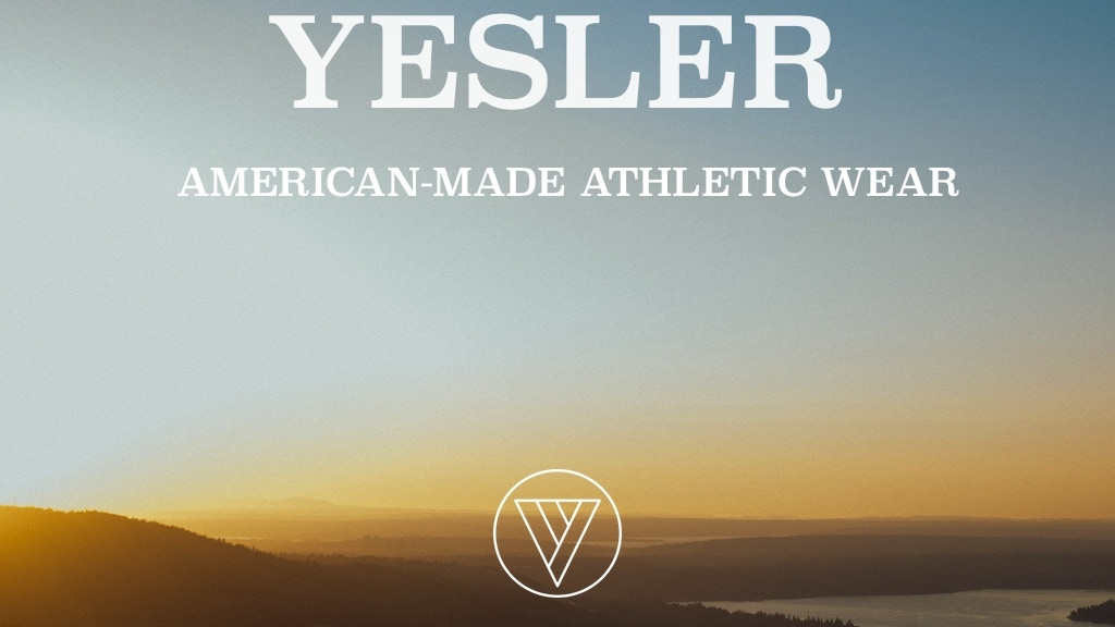 Your Athletic Wear Reimagined: Superior Quality, Made in USA project video thumbnail