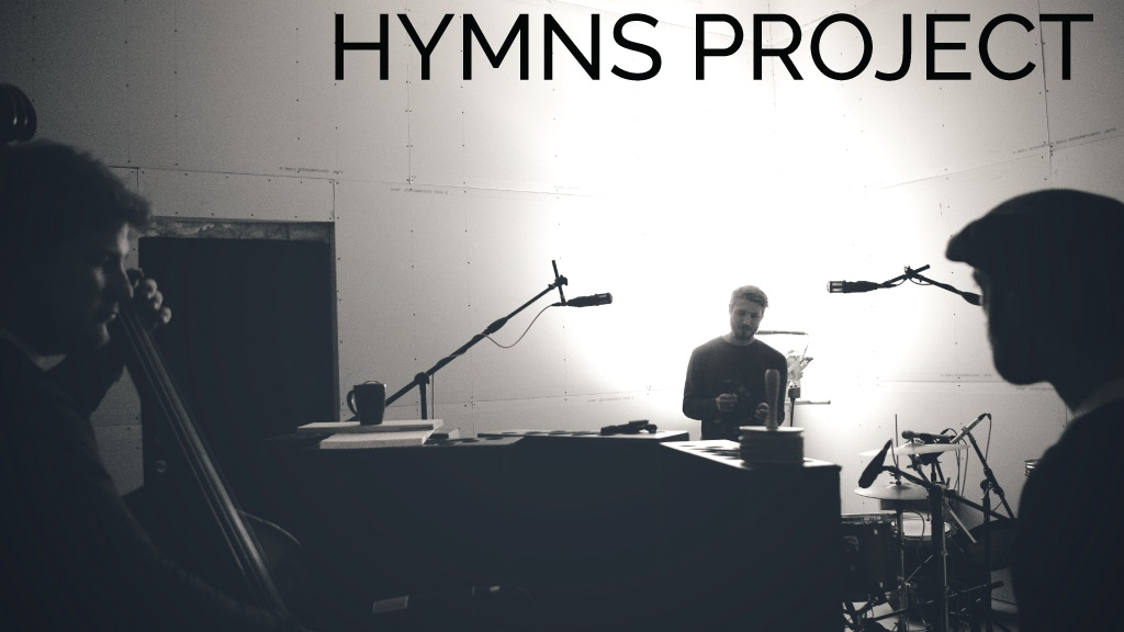 The Ben Thomas Hymns Project by Ben Thomas — Kickstarter