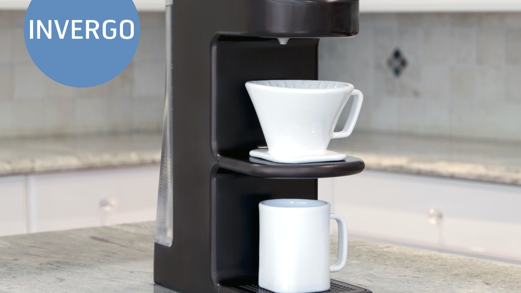 Invergo | The First Automated Pour Over Coffee System project video thumbnail