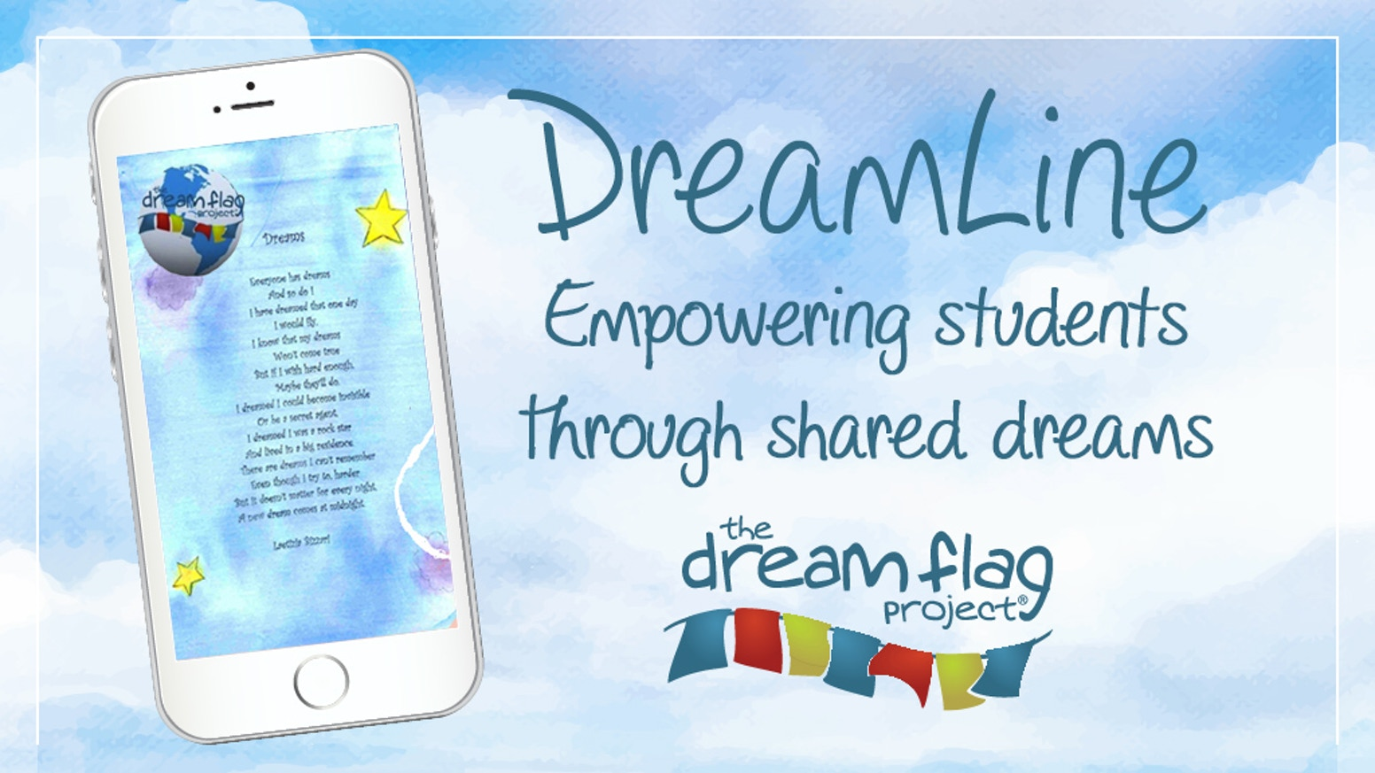 Creating a worldwide community of students, connected through their goals for the future and empowered through their shared dreams.