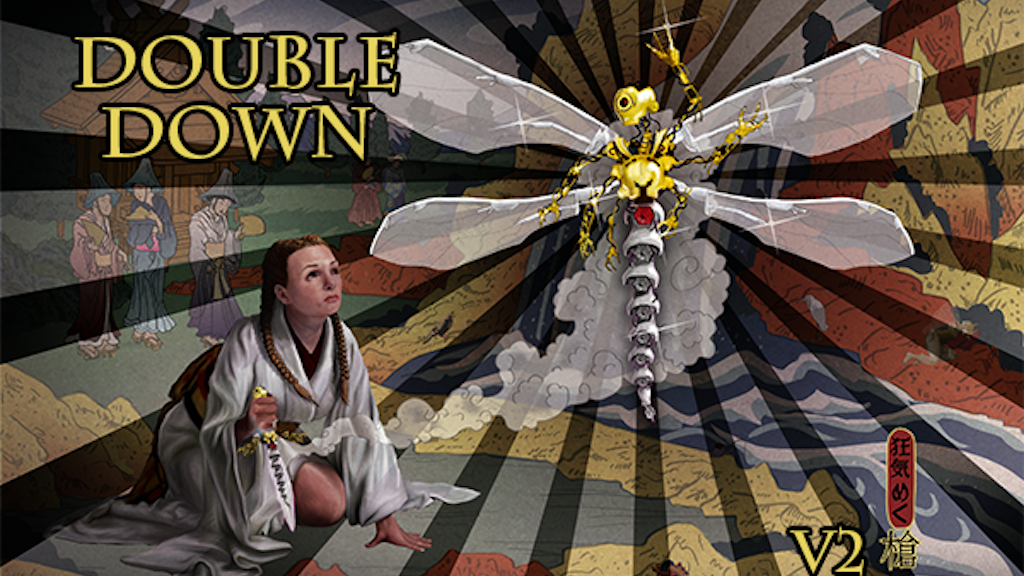 Double Down v2 project video thumbnail