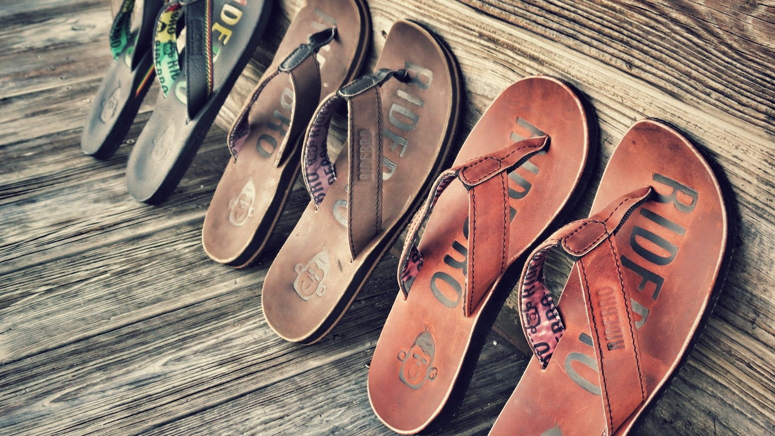 6f293670e RIDEBRO  Handmade Premium Sandals Made of Discarded Tires by ...