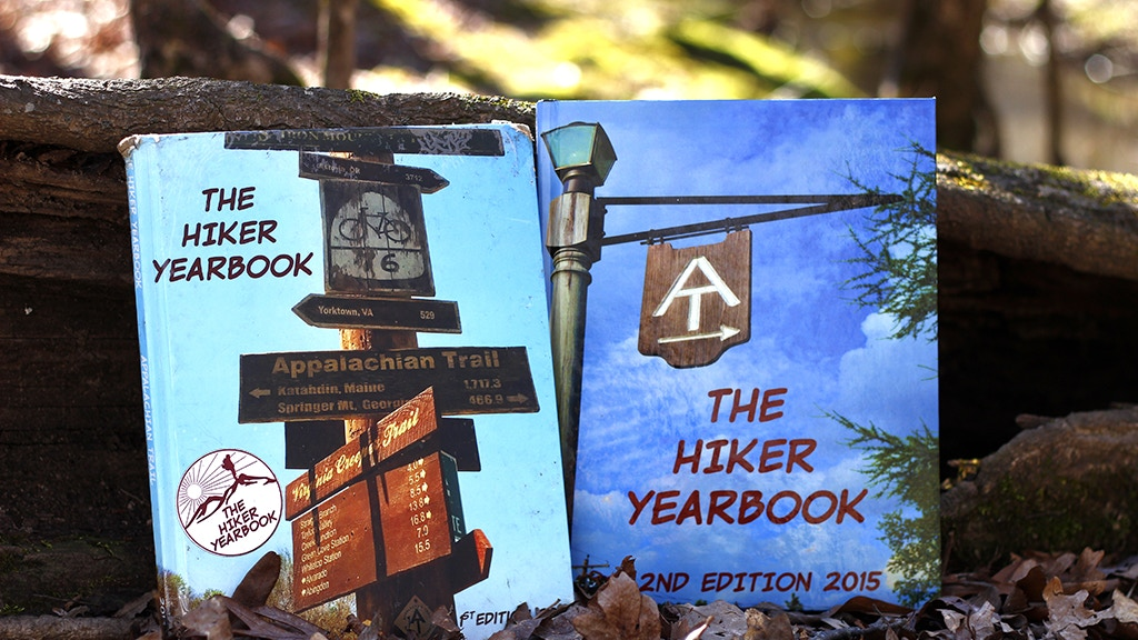 The Hiker Yearbook project video thumbnail