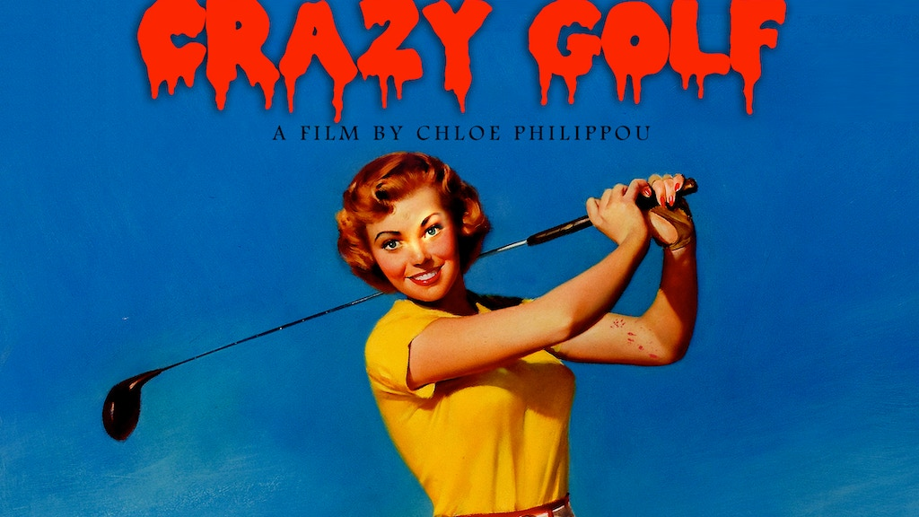 Crazy Golf Horror Movie project video thumbnail