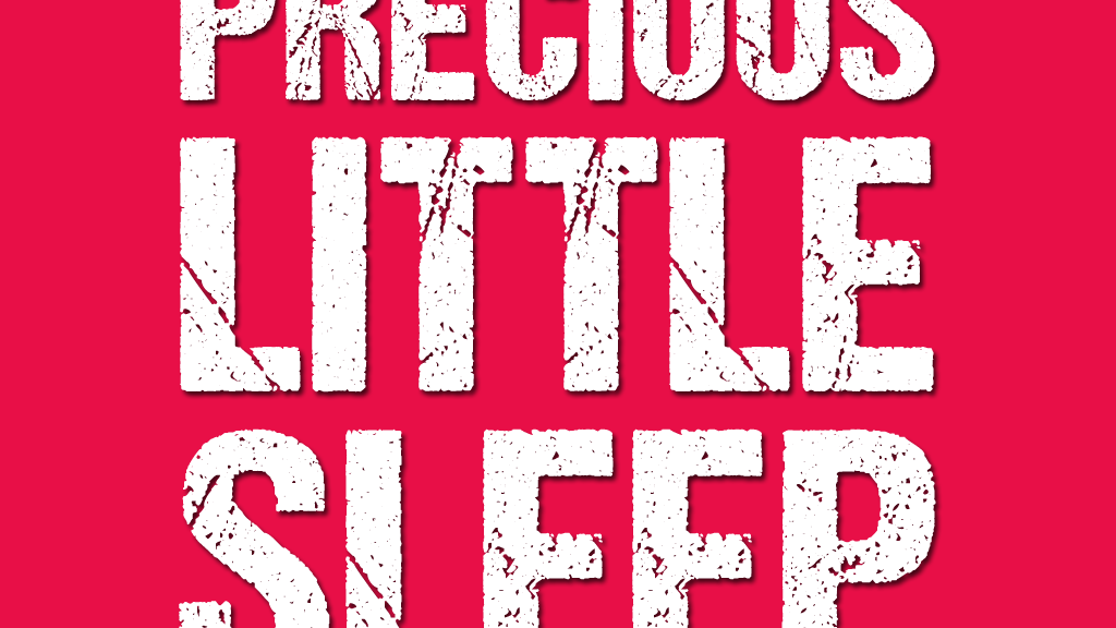 Precious Little Sleep - A Modern Parenting Baby Sleep Manual project video thumbnail