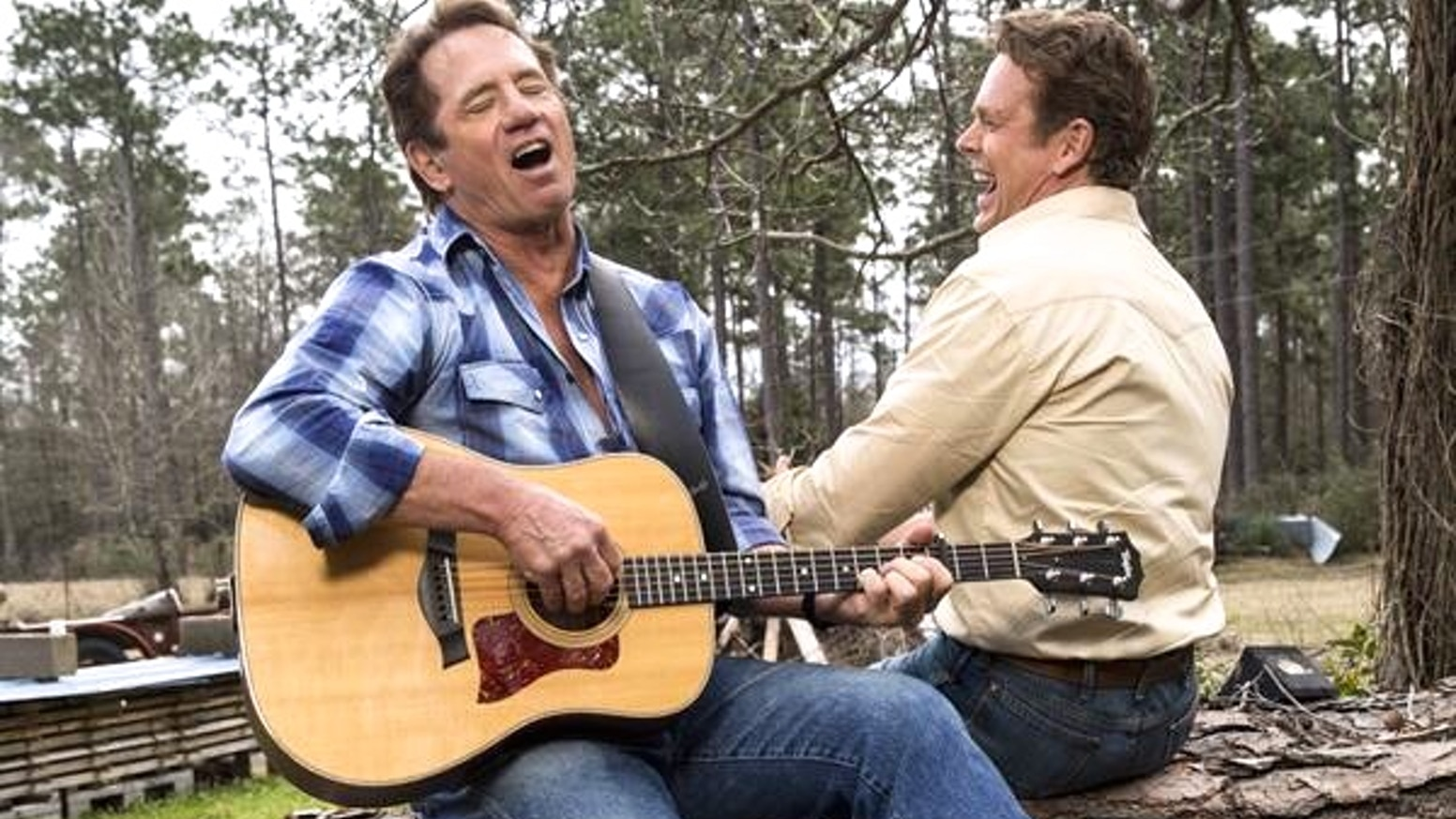 John Schneider And Tom Wopat Are Making A Christmas Album By Tom