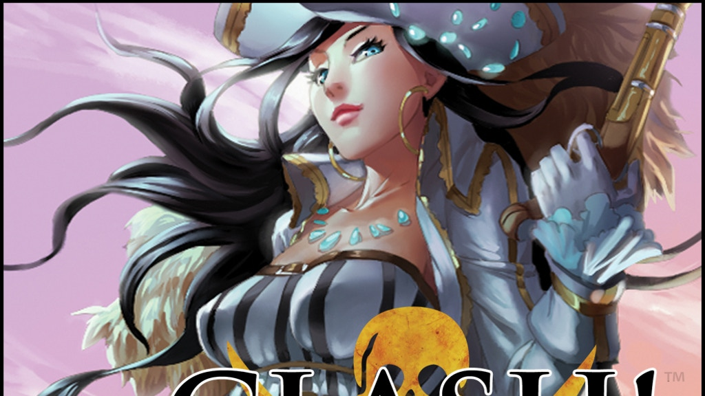 CLASH! Dawn of Steam the Card Game project video thumbnail