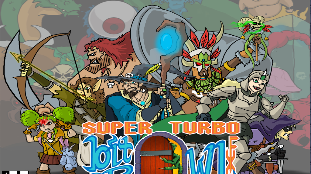 Super Turbo bit Crawl FX: Alpha Xtreme project video thumbnail