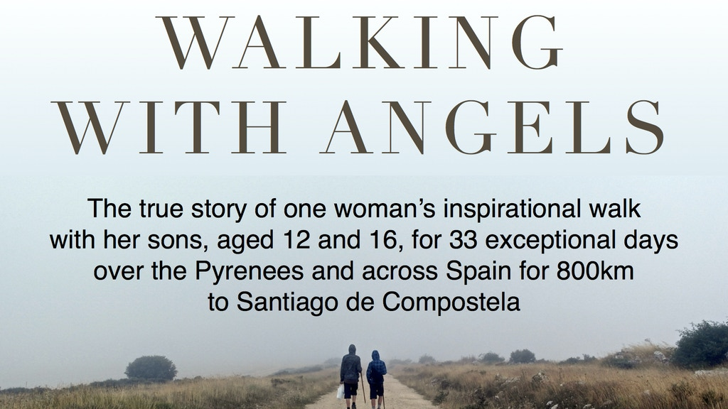 The Walking With Angels Photobook: an inspiring true story project video thumbnail