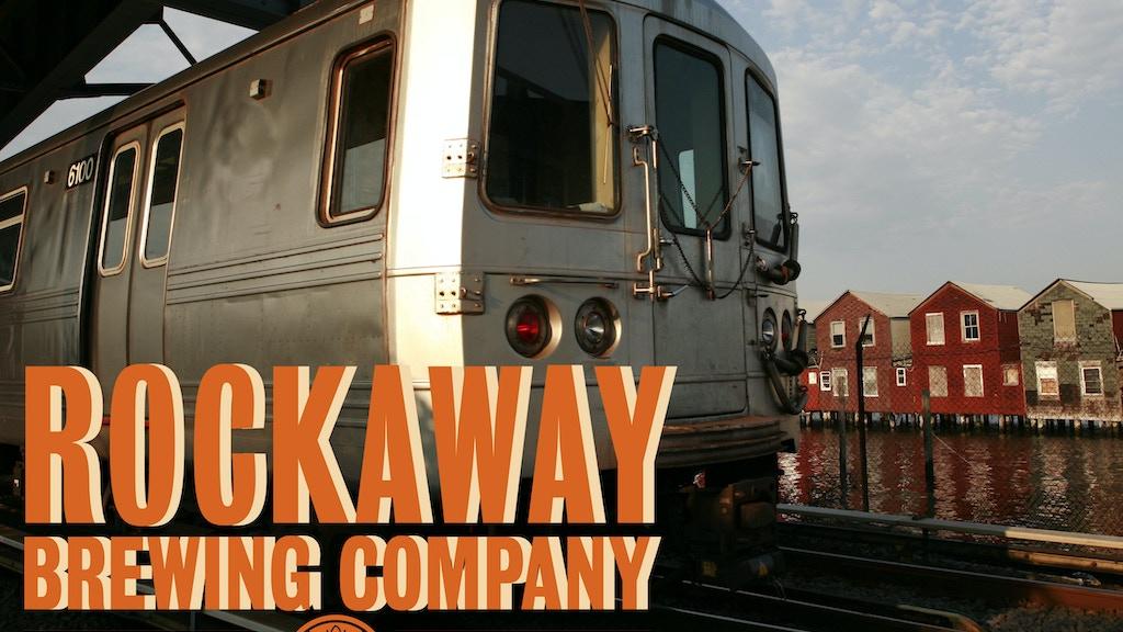 Can Rockaway Beer project video thumbnail