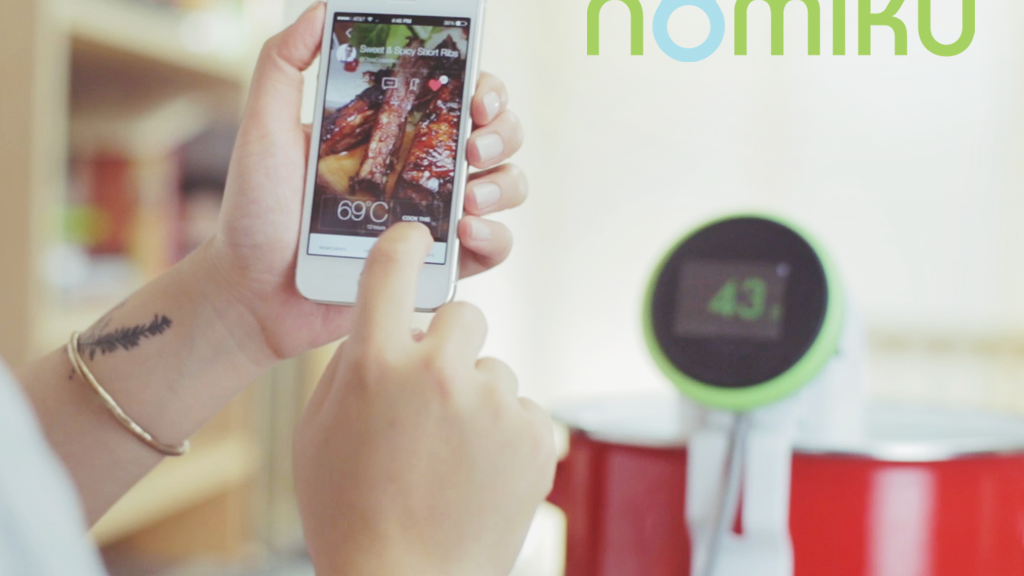 New Nomiku Sous Vide - WiFi-Connected and Made in the USA! project video thumbnail