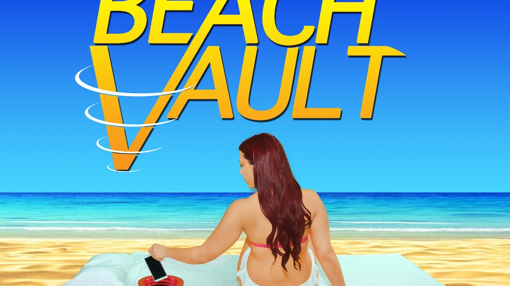 Beach Vault project video thumbnail