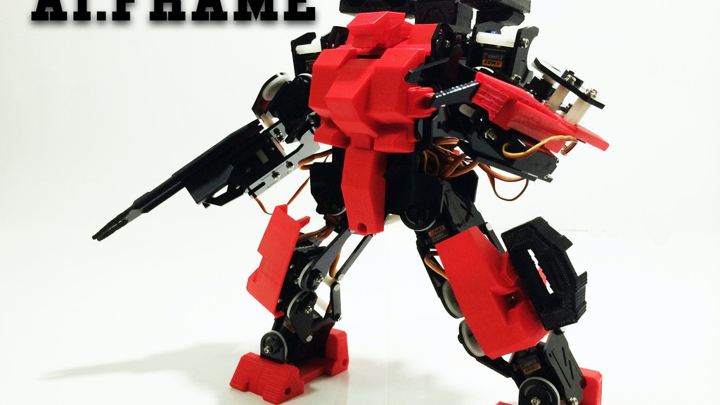 Ai.Frame: Age of Humanoid Robot Project-Video-Thumbnail