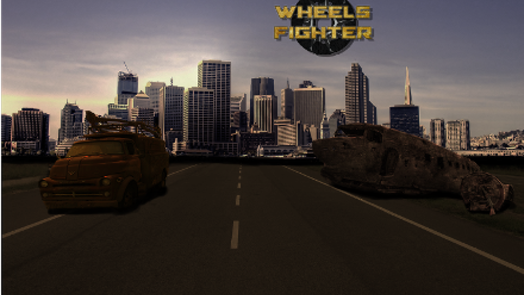 Project image for WheelsFighter (Canceled)