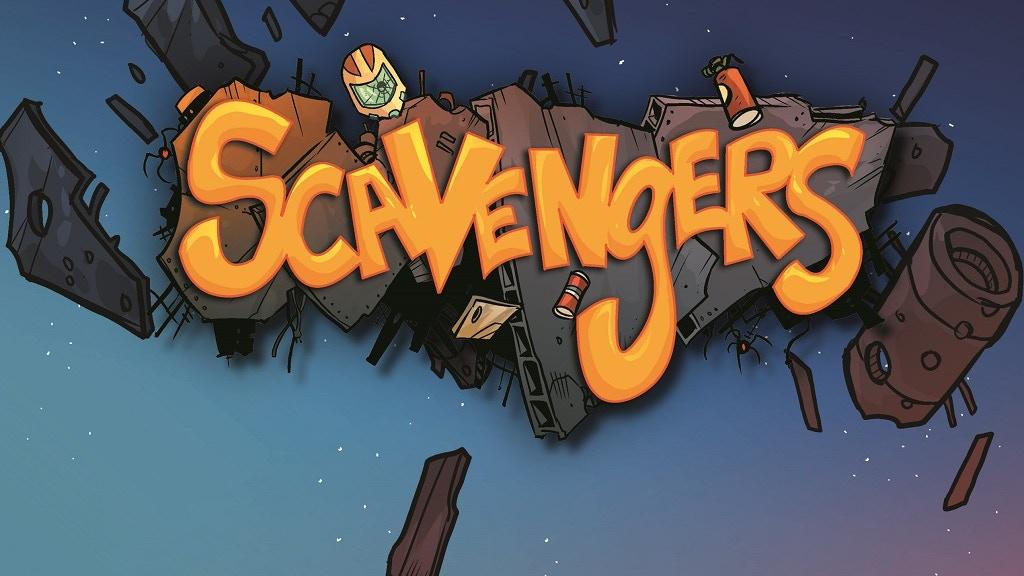 Scavengers project video thumbnail