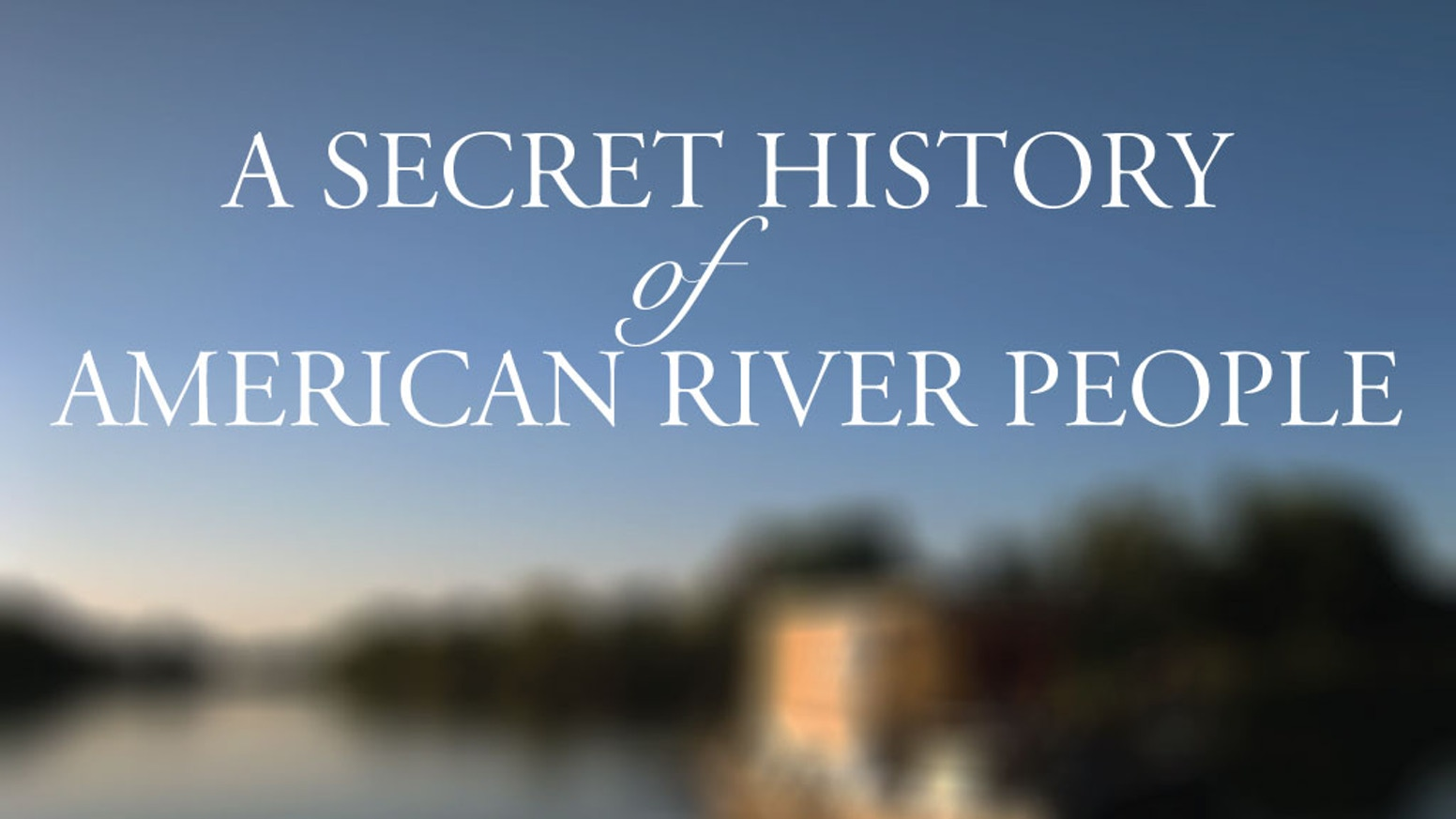 A journey to rediscover the lost narratives of river people, river communities, and the river itself.