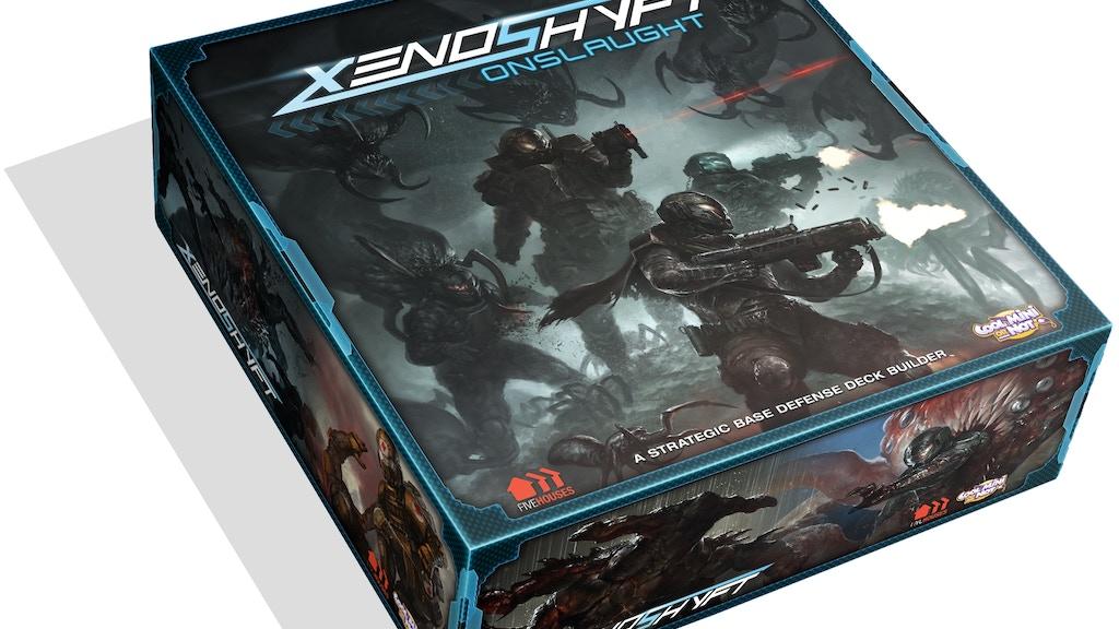 XenoShyft Onslaught project video thumbnail