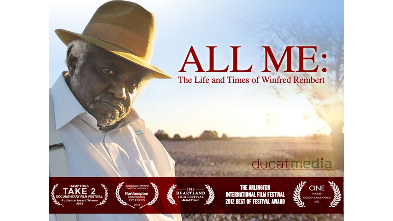 """German Subtitles for """"The Life & Times of Winfred Rembert"""""""