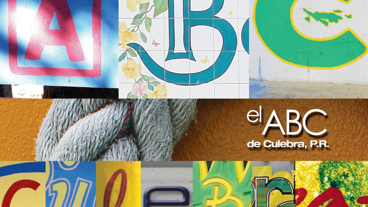 ABC of Culebra is a photo book inspired by the Island of Culebra, composed of 52 photos showing the alphabet in English & Spanish.