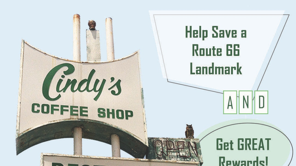 Save Cindy's Eagle Rock Sign project video thumbnail