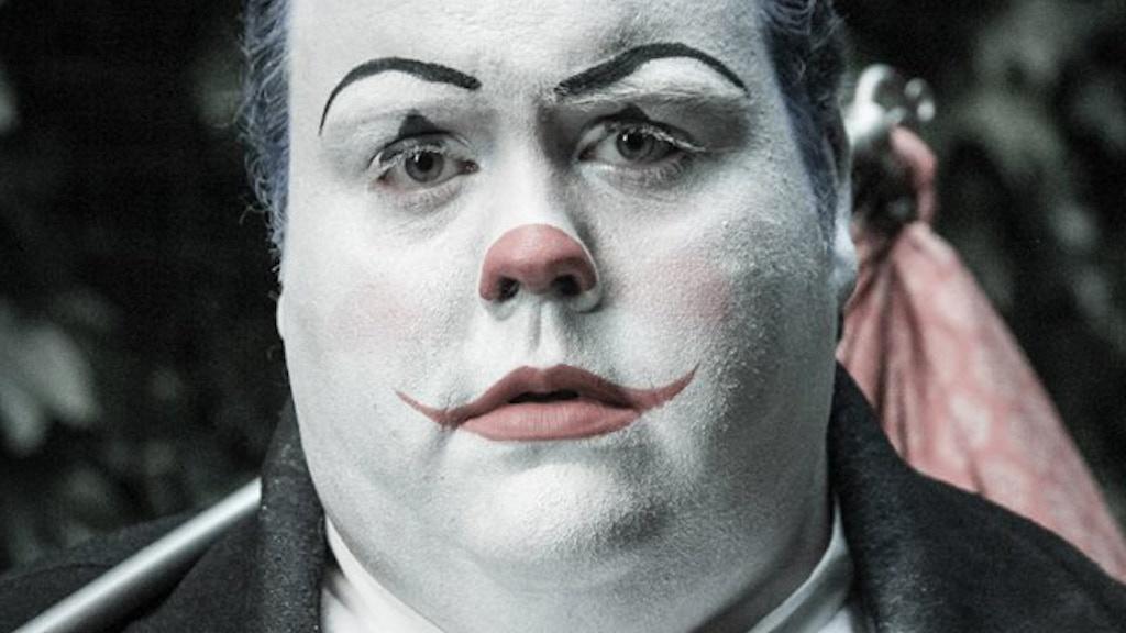 Sad Clown short film project video thumbnail