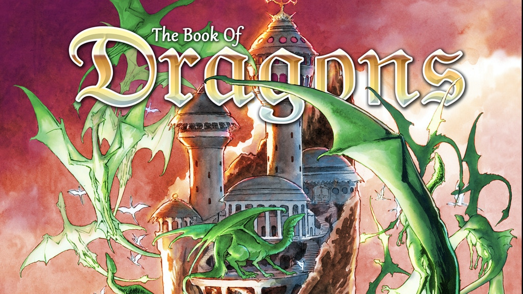 The Book of Dragons project video thumbnail
