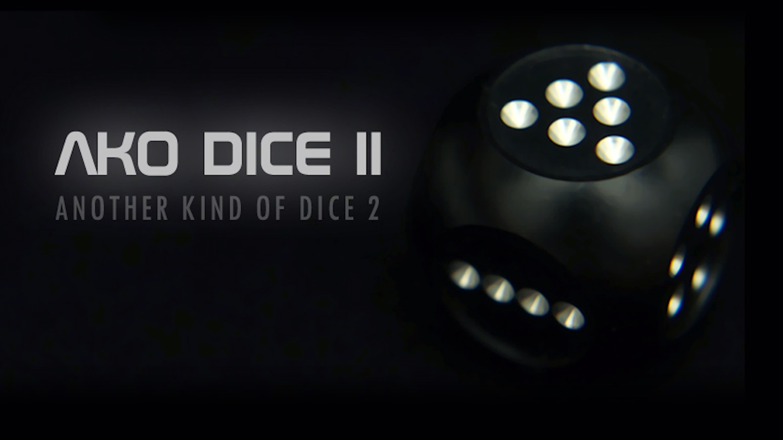 Completely redesigned, the newest version of AKO DICE!!