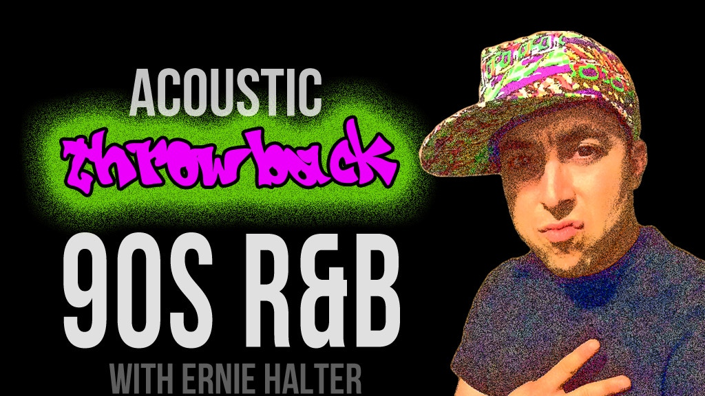 Acoustic Throwback - 90s R&B project video thumbnail