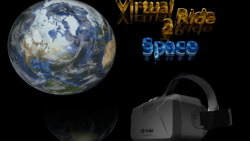Virtual Ride to Space (VR2Space) project video thumbnail