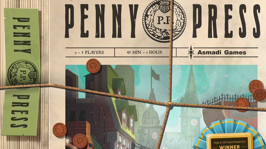 Penny Press project video thumbnail