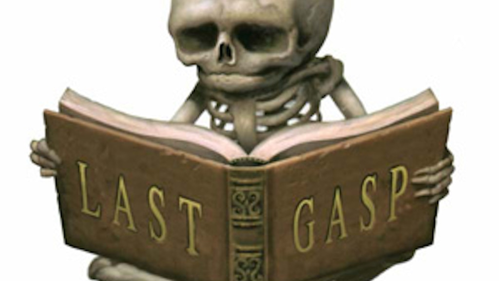 Last Gasp Books Fall Publishing Season project video thumbnail