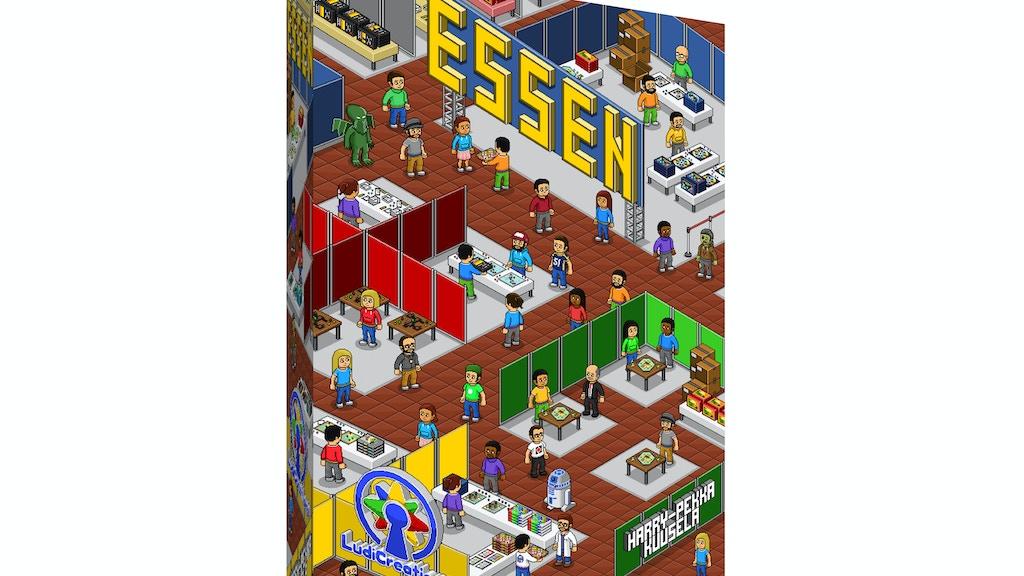 ESSEN project video thumbnail