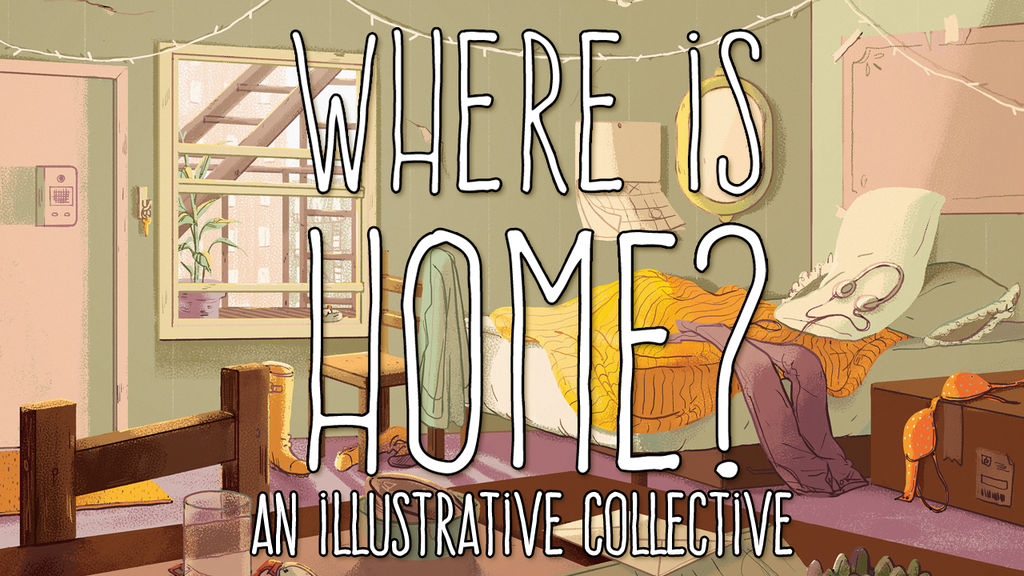 """""""Where is Home?"""" Anthology project video thumbnail"""