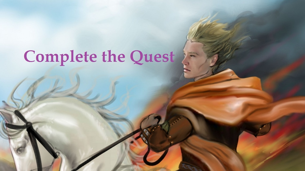 The Gift-Knight's Quest: A Debut Novel project video thumbnail