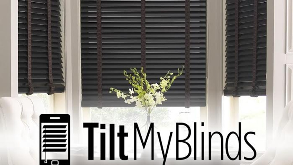 Automate your blinds with a smart control kit in <15 min project video thumbnail