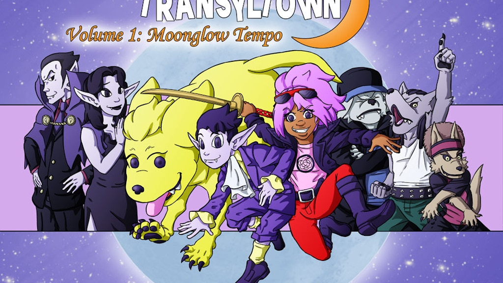 Transyltown Volume 1: Moon Glow Tempo project video thumbnail