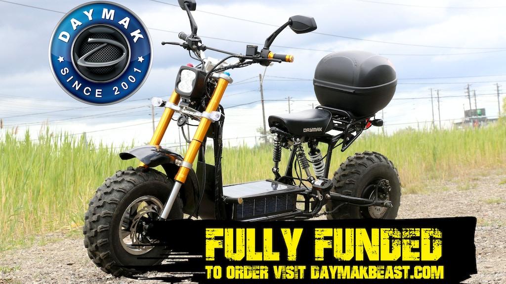Daymak Beast project video thumbnail
