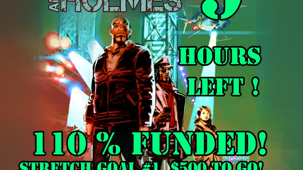 Watson And Holmes Volume 2 project video thumbnail