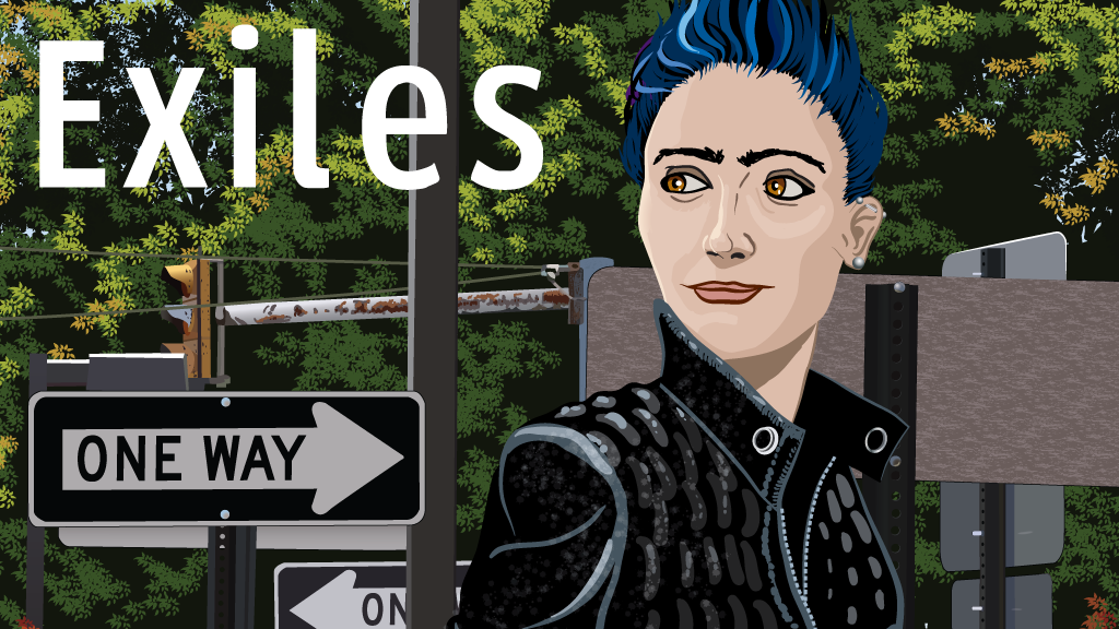 Exiles: Trans Stories by Christianne Benedict project video thumbnail