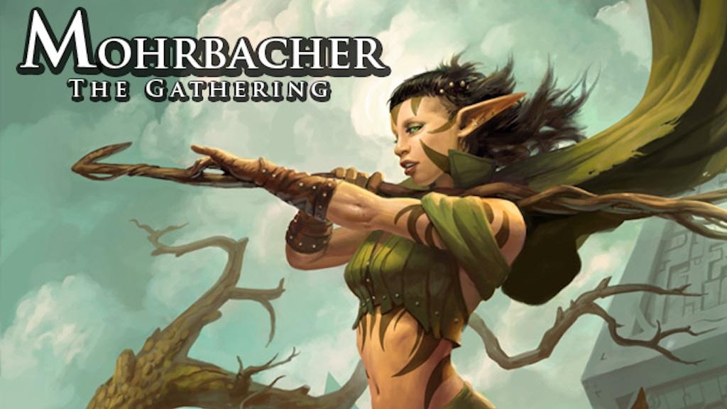 Mohrbacher: The Gathering 2014 project video thumbnail